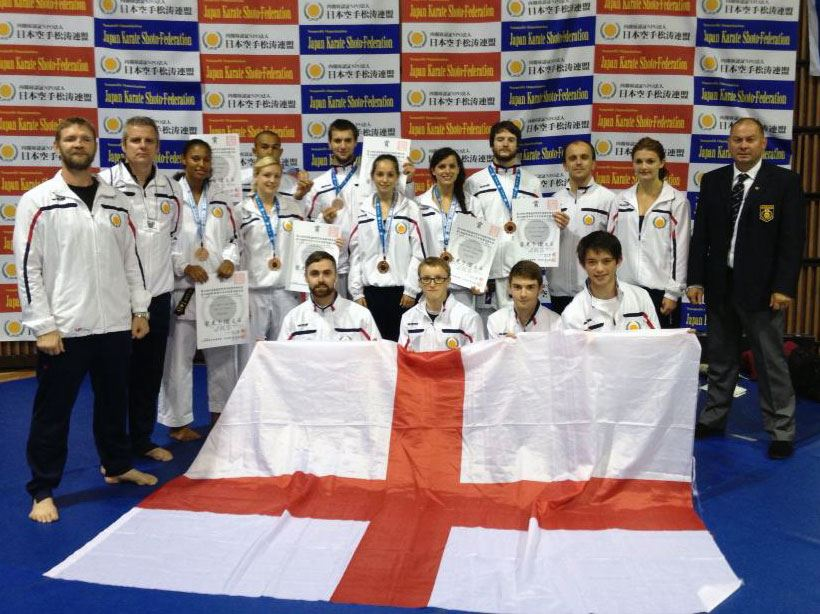 2013 JKS World Championship Team