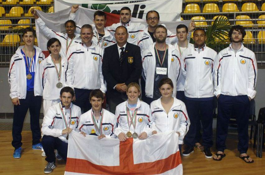 2012 JKS European Championship Team