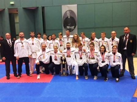 2014 JKS European Championship Team